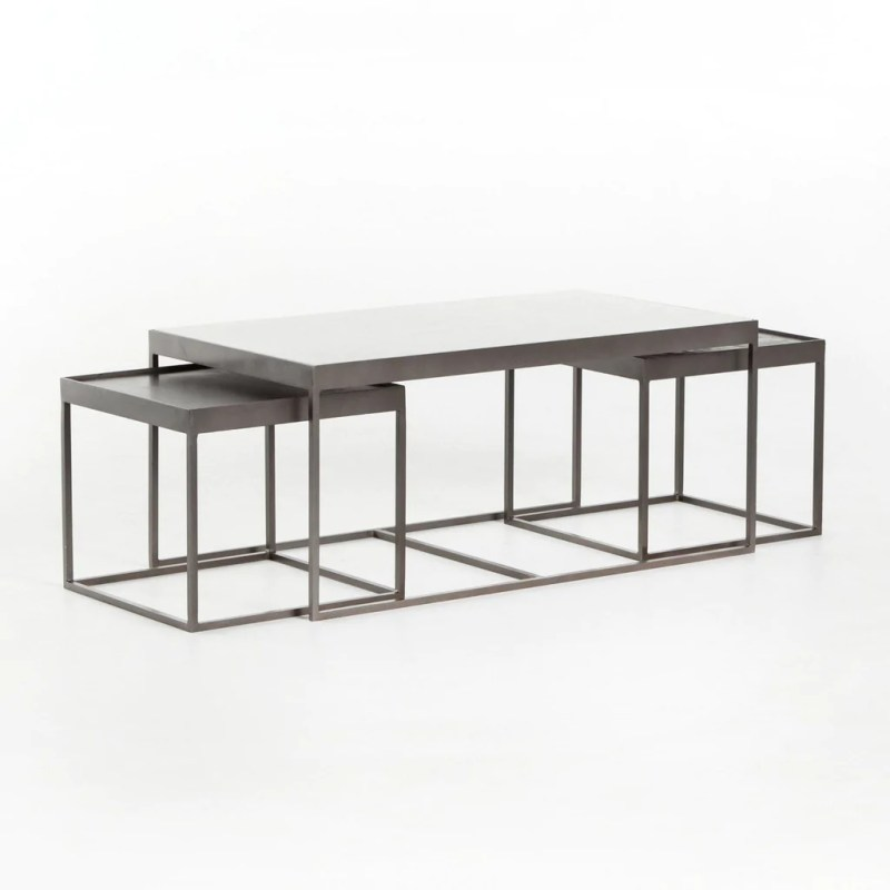 Large Of Nesting Coffee Table