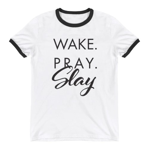 Medium Crop Of Wake Pray Slay
