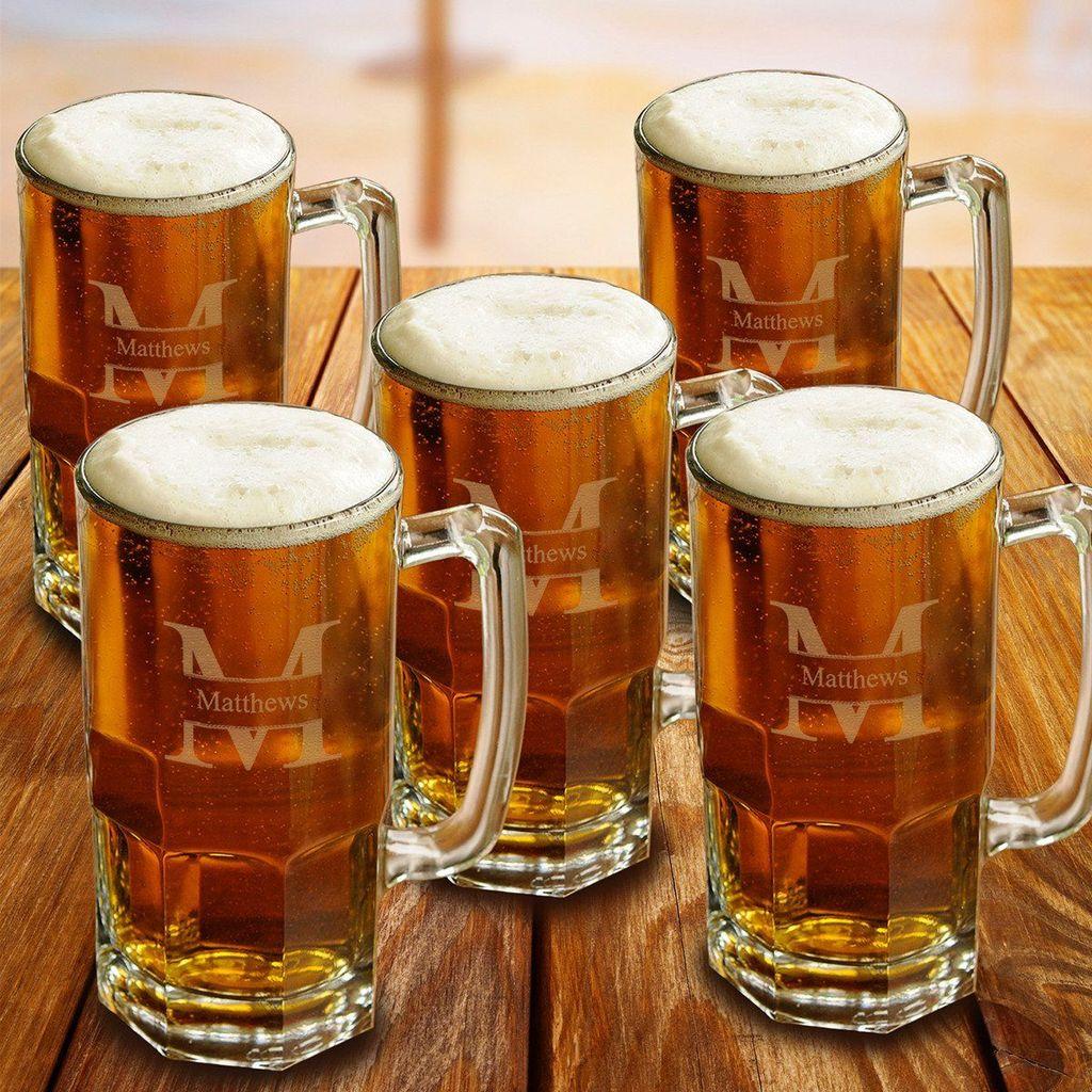 Fullsize Of Personalized Beer Mugs
