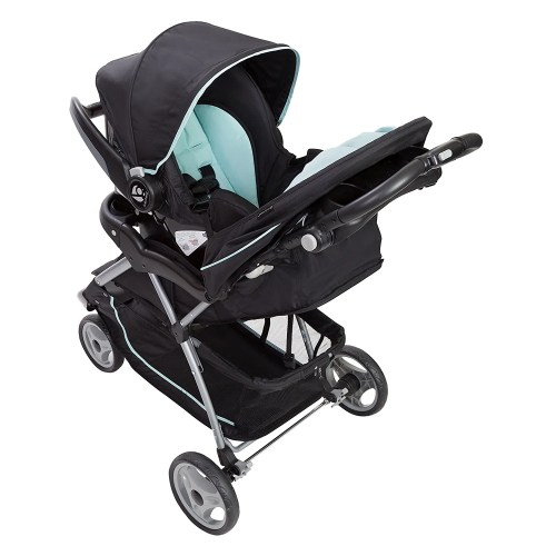 Medium Of Baby Trend Travel System