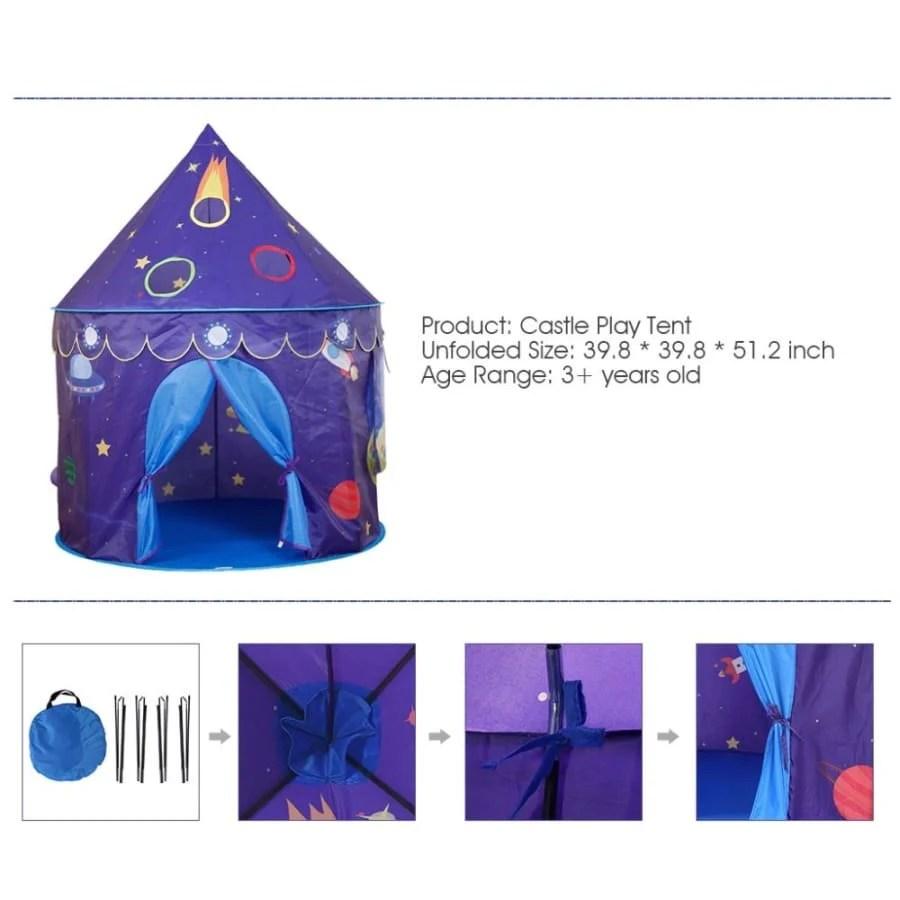Fullsize Of Kids Play Tent