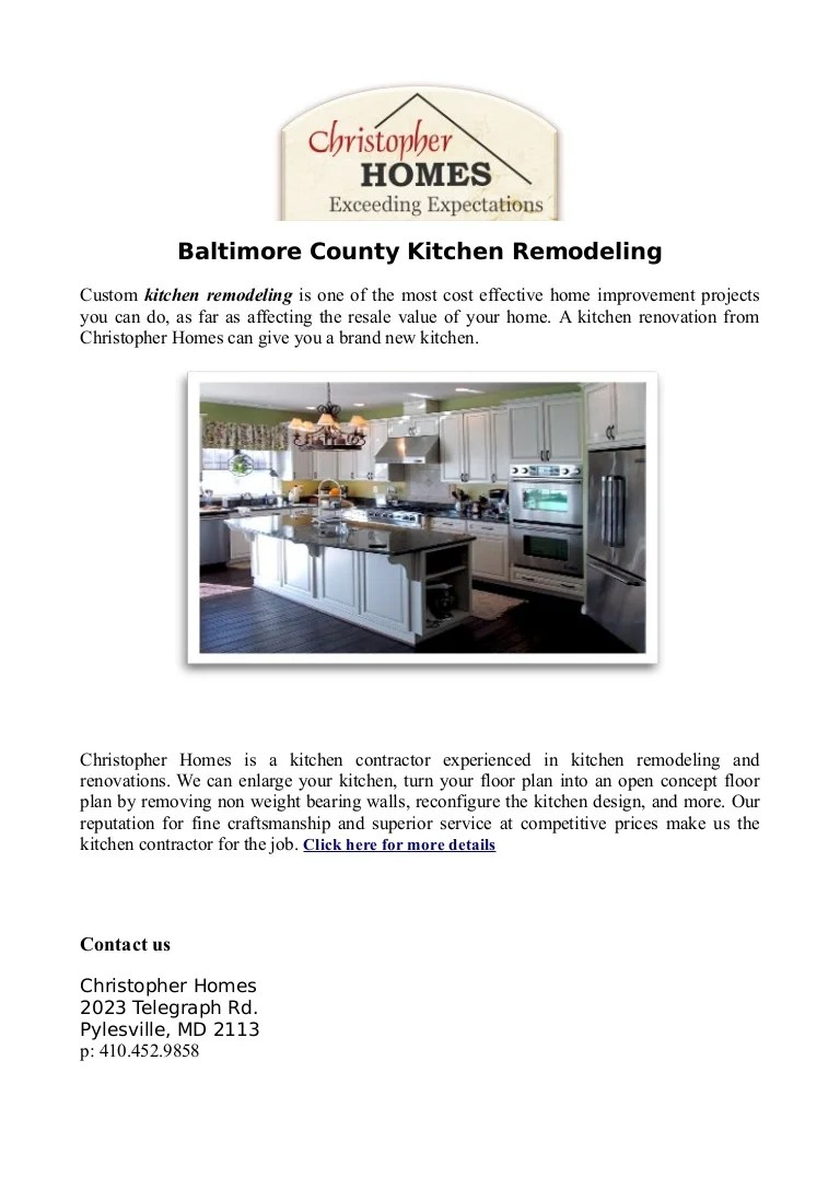 baltimore kitchen remodeling kitchen remodeling baltimore Kitchen Remodeling Baltimore CountyCliff Kitchen