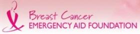 Photo courtesy of Breast Cancer Emergency Aid Foundation