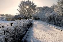 snow spas