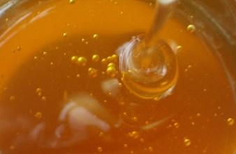Honey image via Flickr user Siona Karen