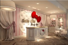Hello Kitty Beauty Spa