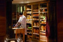 Ritz-Carlton Toronto cheese cave
