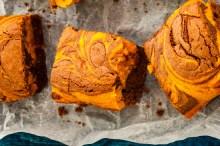 Pumpkin Spice Brownie Recipe