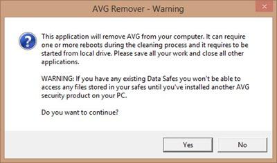 run avg removal tool 2015