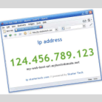 see IP address from internet