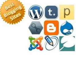 five best blog hosting sites