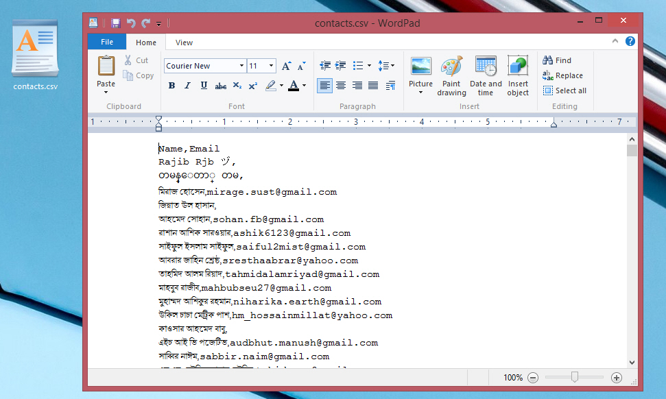 [Working] Import Facebook Contacts to Google, Gmail, CSV ...