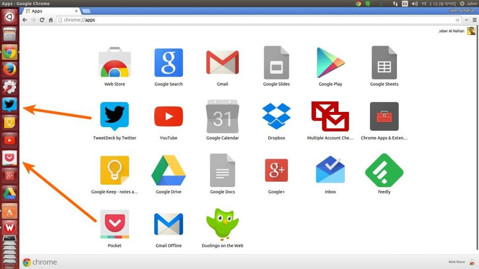ubuntu how to add program to launcher