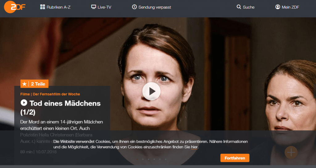 How to Watch ZDF Outside of Germany   A Handy Guide   TechNadu ZDF main