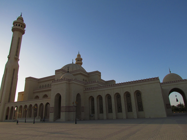 Mosque in Manama | © Rory/Flickr
