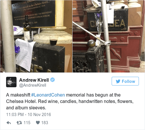 Tweet by @Andrew Kirell