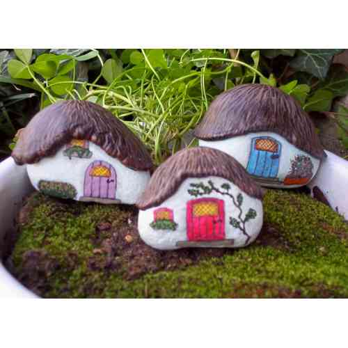 Medium Crop Of Fairy Garden Train