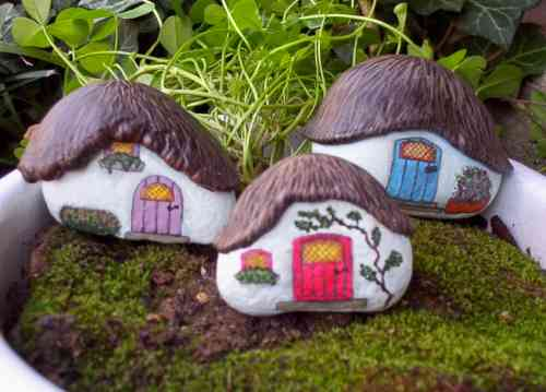 Medium Of Fairy Garden Train