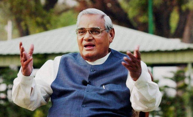 Atal Bihari Vajpayee – the Quintessential No One's Man but His Own