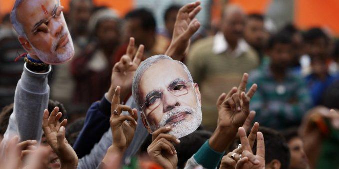 Under Modi Govt, India Has Turned Into a 'Designer Democracy'