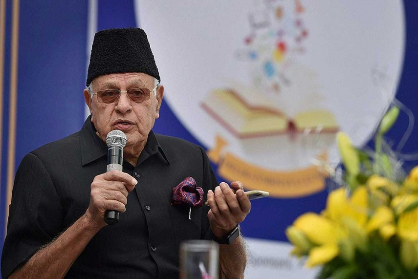 Breaking: Government Detains Farooq Abdullah Under Draconian PSA