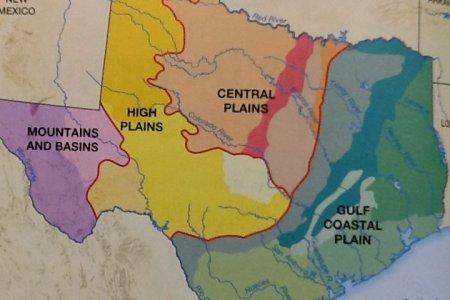 Great Plain And Central Plain The High Plains You Know Em When - Us plain map