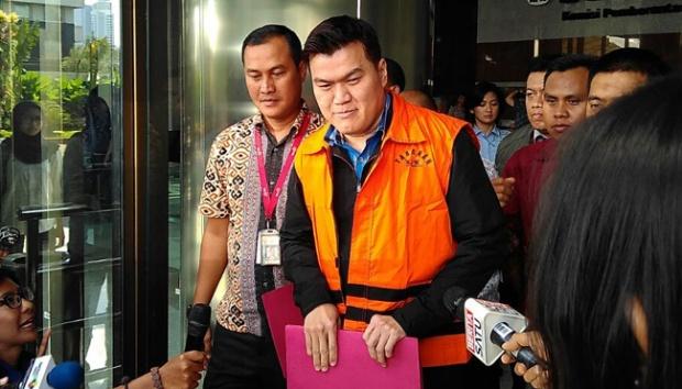 e ktp trial andi narogong says he met setya novanto twice
