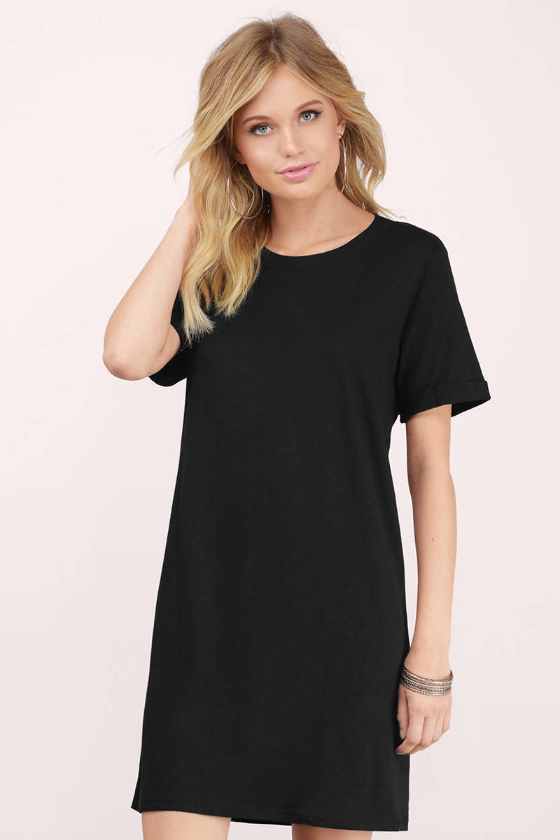 Large Of Simple Black Dress