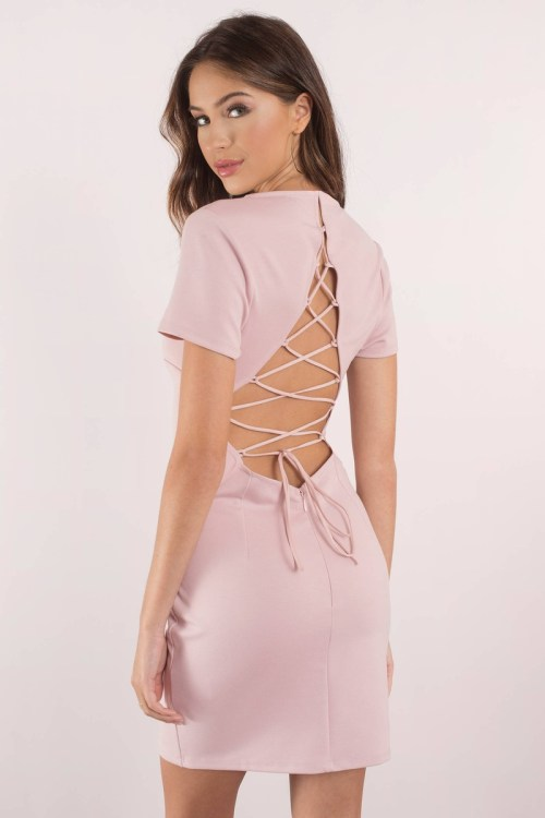 Mutable Lace Up To It Mauve Bodycon Dress Dress Strappy Back Deep V Mauve Dress Tobi Us Lace Up Dress Forever 21 Lace Up Dress Booties