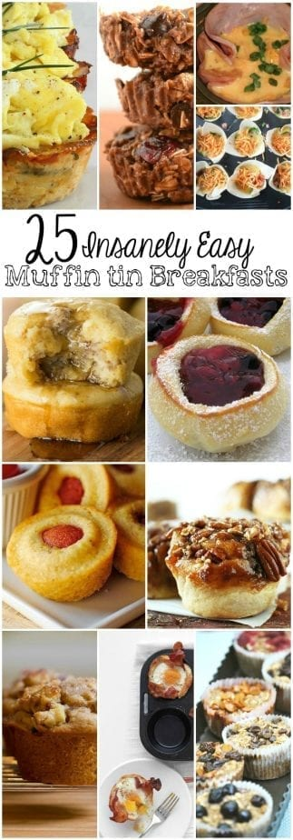 Large Of Muffin Tin Recipes