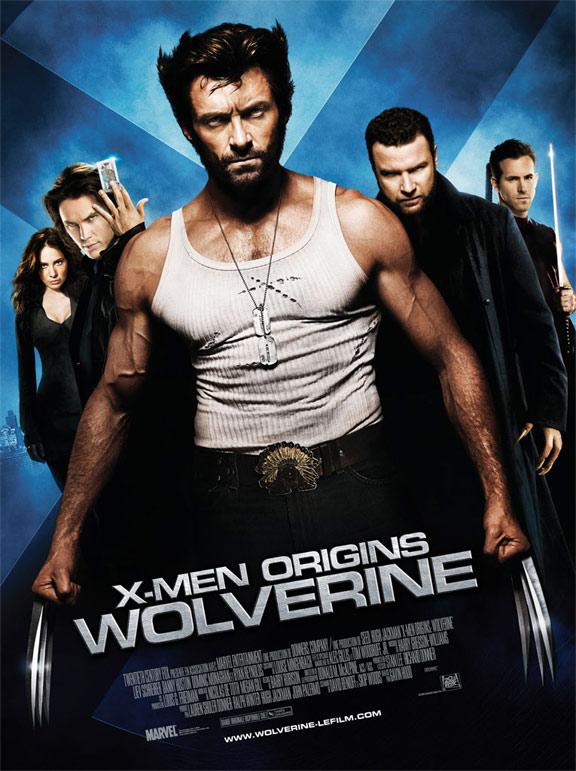 Poster do filme X-Men Origens: Wolverine
