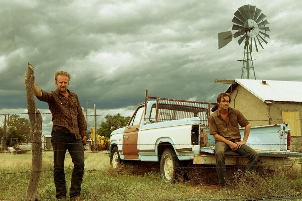 Hell or High Water Trailer Screencap