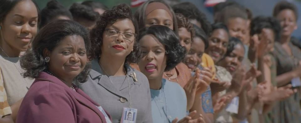 Hidden Figures Trailer Screen Shot 2