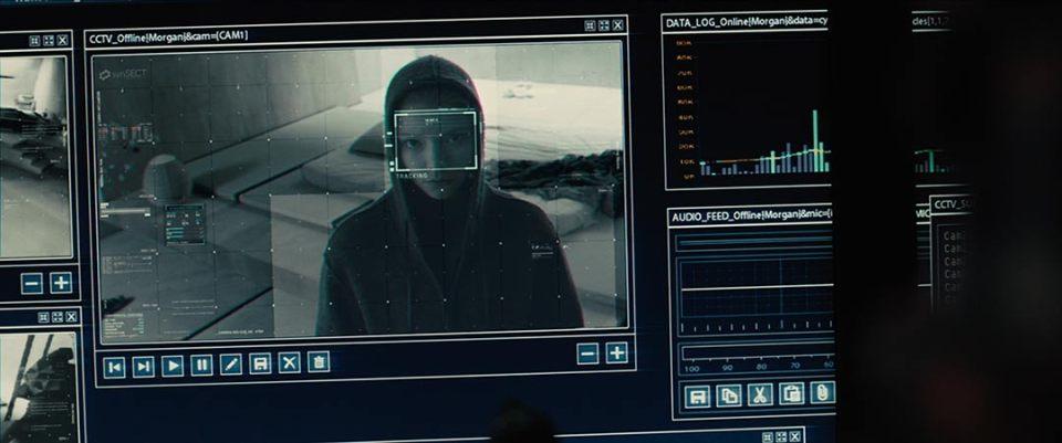 Morgan Trailer Screencap #2