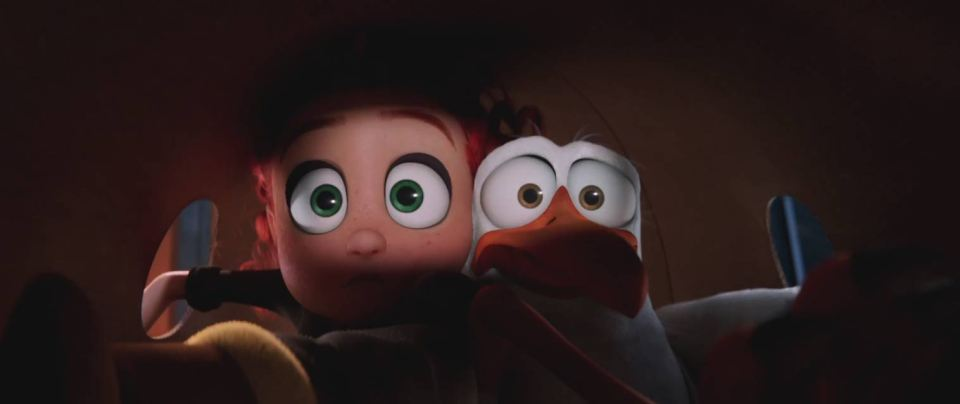 Storks Trailer Screen Shot II