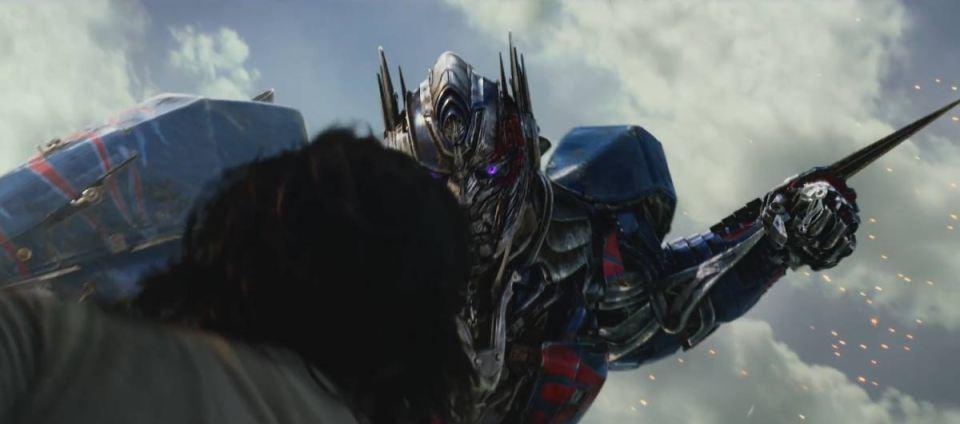 Transformers The Last Knight Trailer Screen Shot 2