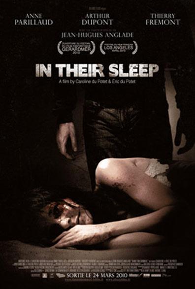 Poster do filme In Their Sleep