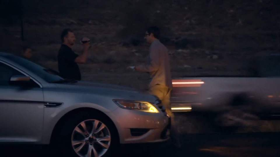 My Scientology Movie (2016) - Road Closed Screen Capture