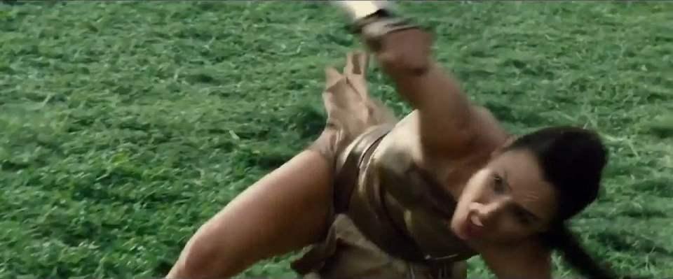 Wonder Woman TV Spot - Teaser Tomorrow II (2017) Screen Capture