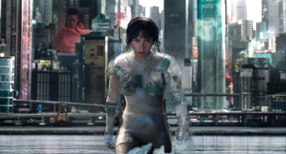 Ghost in the Shell TV Spot - See Anything (2017) Screen Capture