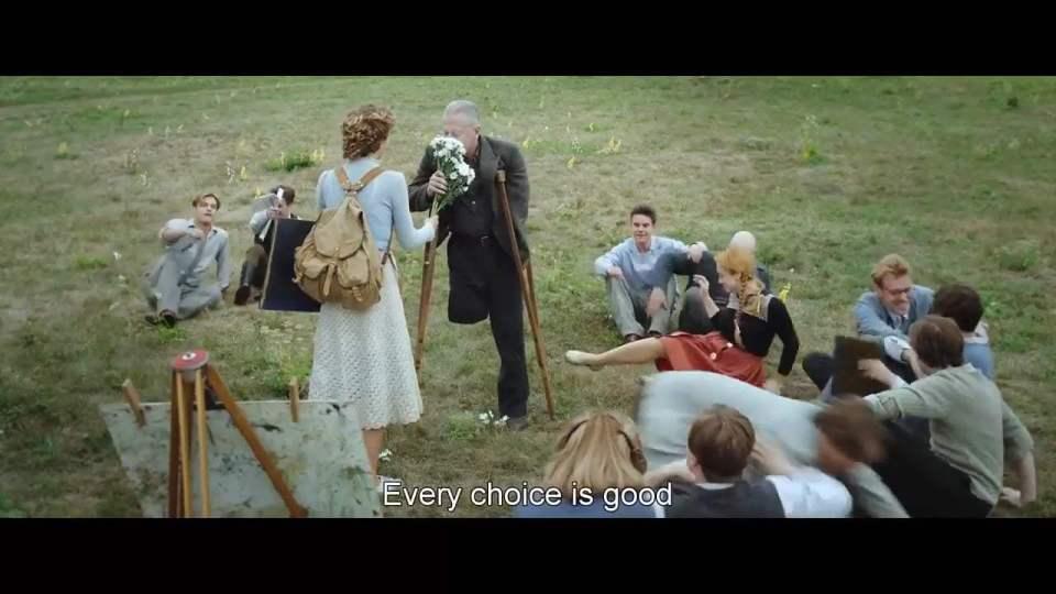 Afterimage Trailer (2017) Screen Capture