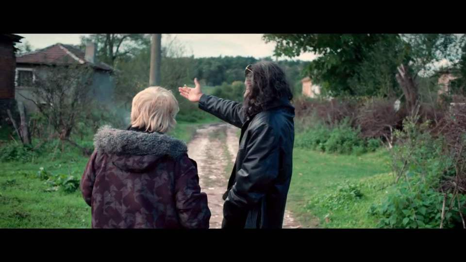 The Good Postman Trailer (2017) Screen Capture