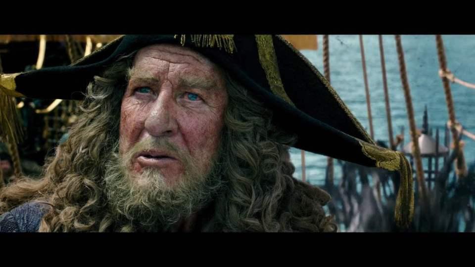 Pirates of the Caribbean: Dead Men Tell No Tales TV Spot - Pirate's Death (2017) Screen Capture