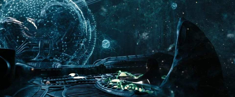 Alien: Covenant Viral - The Crossing (2017) Screen Capture