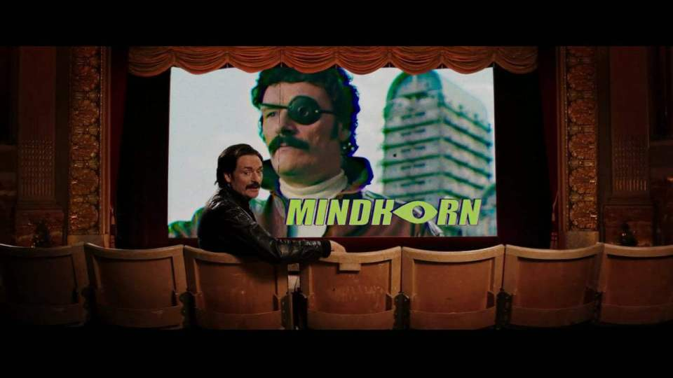 Mindhorn Viral - Thieves in the Cinema (2017) Screen Capture