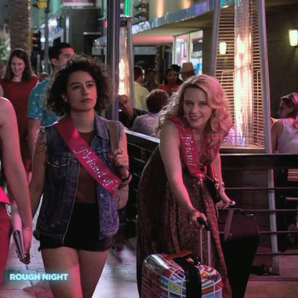 Rough Night Vignette - Meet Jess (2017) Screen Capture