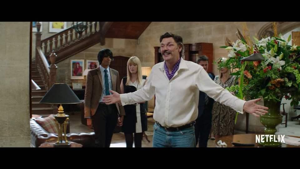 Mindhorn Feature Trailer (2017) Screen Capture