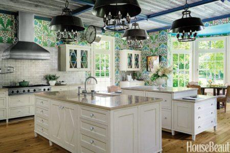 double kitchen island 900x544
