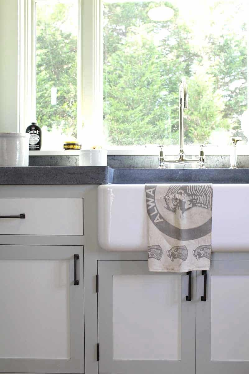 Famed View Gallery Kitchen Sink Farm House Style Two Toned Cabinets Coco Dan Scotti Design Kitchen Cabinets To Reinspire Your Spot houzz 01 Two Toned Kitchen Cabinets