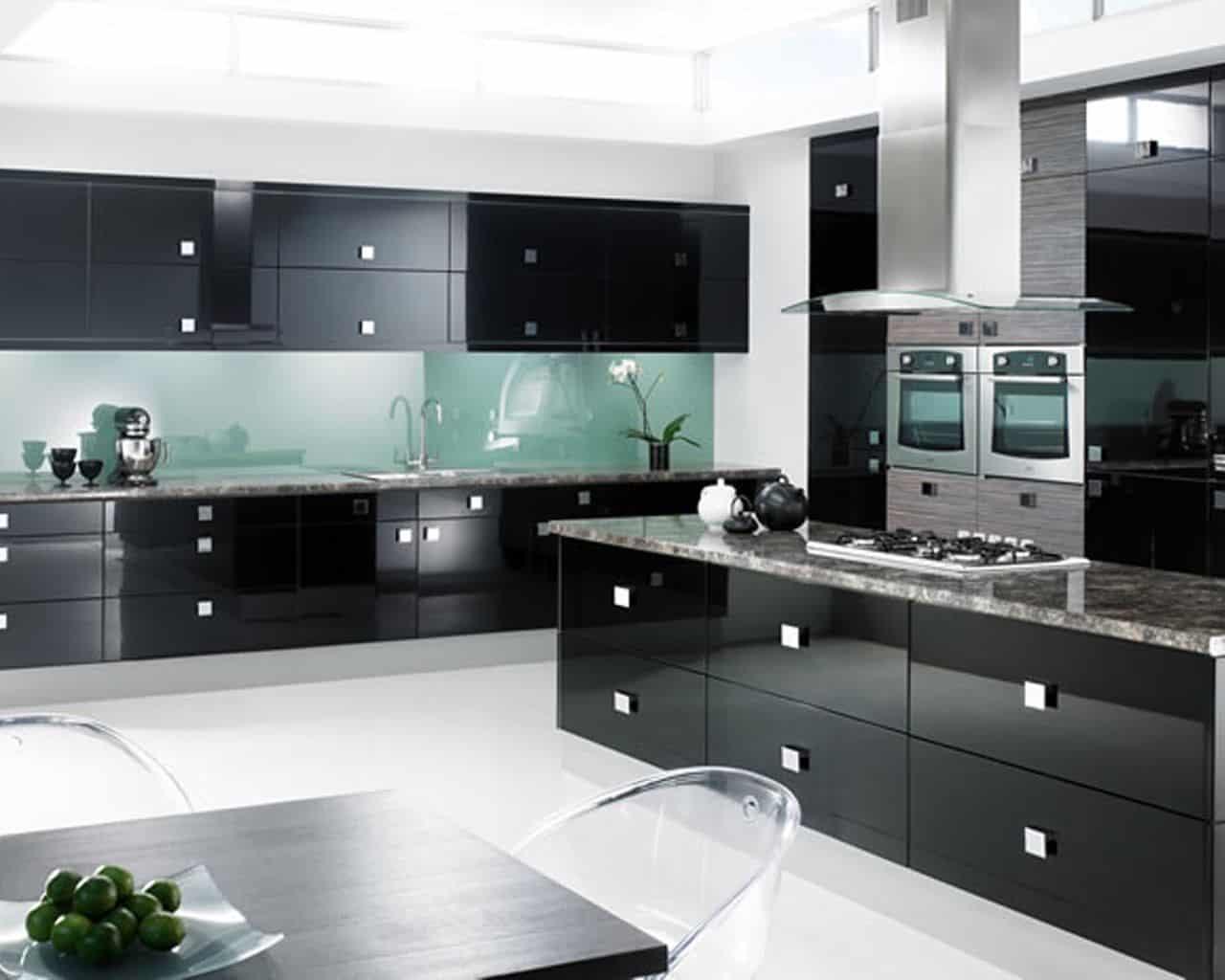 Fullsize Of Black Cabinet Kitchens